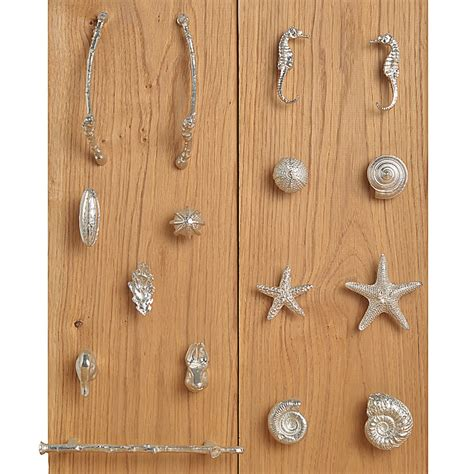 Cupboard Door Handles Uk by Ammonite Fossil Bathroom Pewter Drawer Pull
