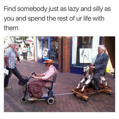 Funny Couple Memes - 10 fresh elderly memes 1 quot i love you from the head tomatoes quot