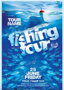 Flyer Word Template Free 20 Fishing Flyer Templates Free Premium Download