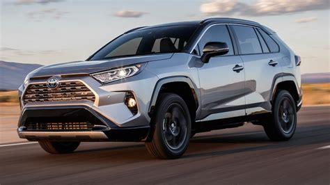 Toyota Rav4 2020 by 2020 Toyota Rav4 Hybrid Test