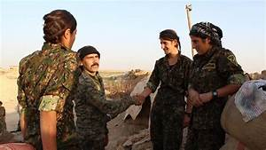 Victory is all for Kurdish women fighters - The National