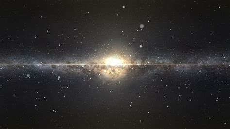4k Universe Galaxy Inside Motion Background