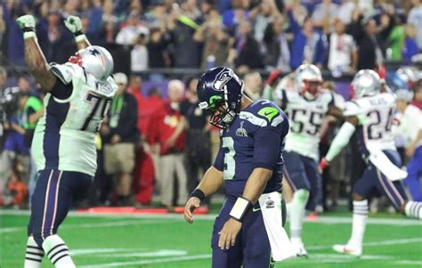 controversial call shatters super bowl win  seahawks