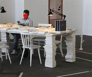 Tisch Aus Büchern : blog archive buchtisch aus b chern ~ Buech-reservation.com Haus und Dekorationen
