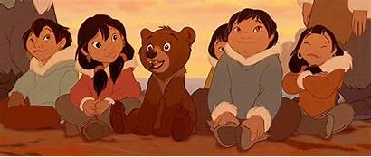 Brother Bear Disney Kenai Animated Koda Fanpop