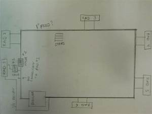 Trying To Add A Radiator To Existing Zone