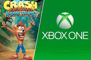 Crash Bandicoot PS4 N Sane Trilogy Coming To Xbox One New