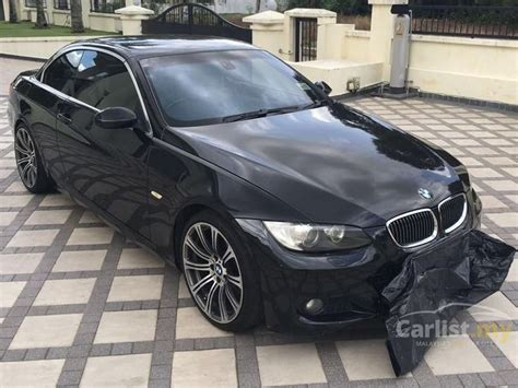 2008 Bmw 325i by Bmw 325i 2008 2 5 In Selangor Automatic Coupe Black For Rm