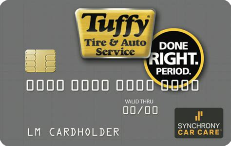 tuffy financing