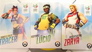 Overwatch Olympic Themed Skins Coming To PS4 Xbox One And PC