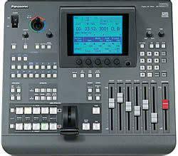 panasonic ag mx mixer user manual