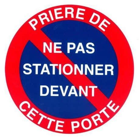changer porte cuisine metro fr picto rigide ne pas stationner devant porte