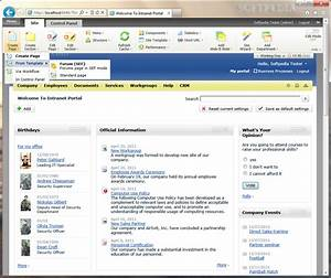 download bitrix intranet portal 1109 With intranet portal design templates
