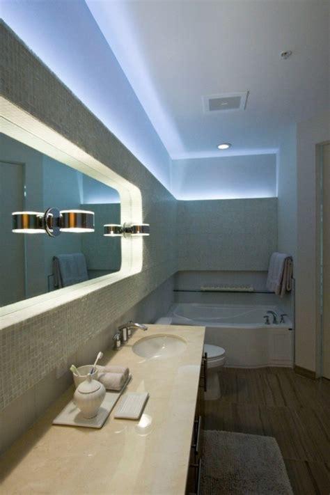 led im badezimmer fuer besonderes entspannungsgefuehl