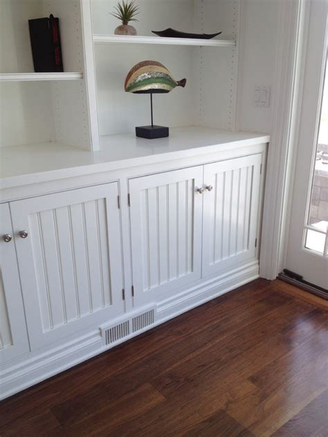 adding beadboard to kitchen cabinets just bought a place and every room has white beadboard 7402