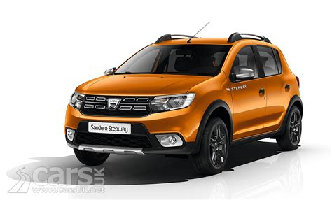 Dacia Duster Sandero Stepway And Logan Mcv Stepway Get Se