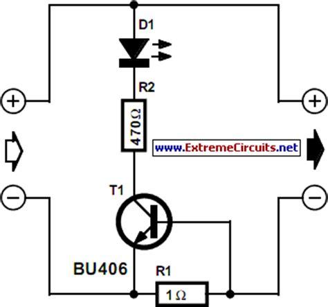 Simple Pushpull Balance Led Indicator Diyaudio