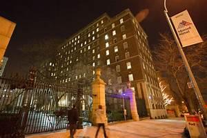 Columbia University student critical after dorm-room jump ...