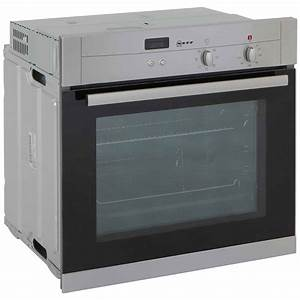 Neff b12s53n3gb electric oven with easy clean enamel for Neff ofen