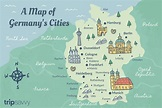 Germany Cities: Map and Travel Guide