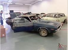 Dodge Challenger RTSE 1970 Restoration Project