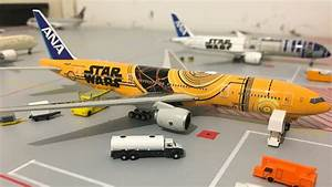 1:400 Scale Model Airport Update #22 - YouTube