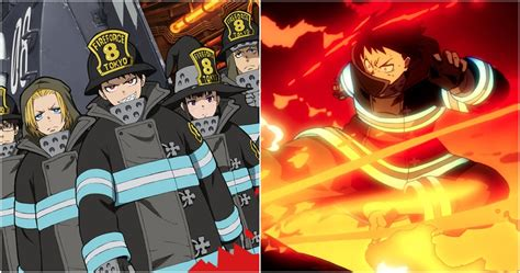 Fire Force 10 Differences Between The Anime And The Manga Cbr