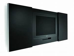 Meuble Tv Escamotable MESSENGER By Abstracta Design
