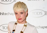 Agyness Deyn | Short pixie cut with a controlled and ...