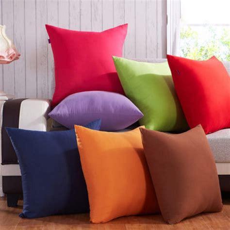 Colorful Sofa Pillows Bright Throw Pillows Interior Design