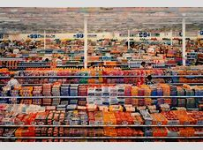 Andreas Gursky Landscape Theory