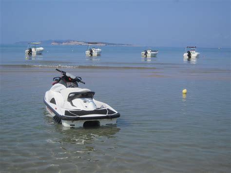 Jet Ski With Boat by Jet Ski Sea Doo 130 Hp Boat And Jet Ski Hire