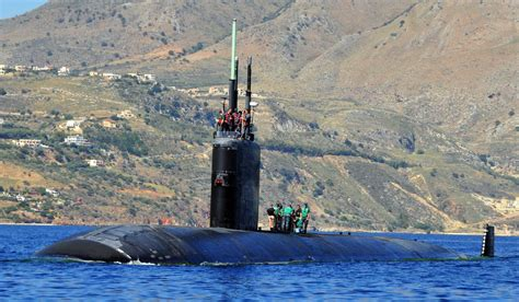 Electric Boat Annapolis by Uss Annapolis Ssn 760 Los Angeles Class Attack Submarine
