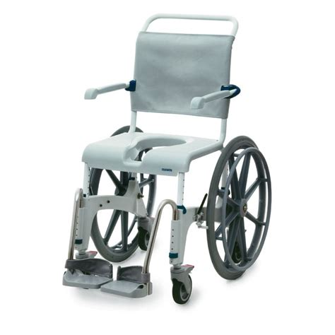 chaise de aquatec invacare aquatec 24 inch wheels kit for or