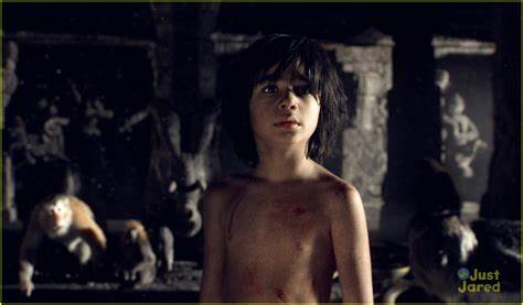 Just Jared Action 10 Story Shares The Jungle Book'S Neel Sethi Making Monster Screen Debut