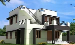 农村盖房子设计图片观赏 – 设计本装修效果图