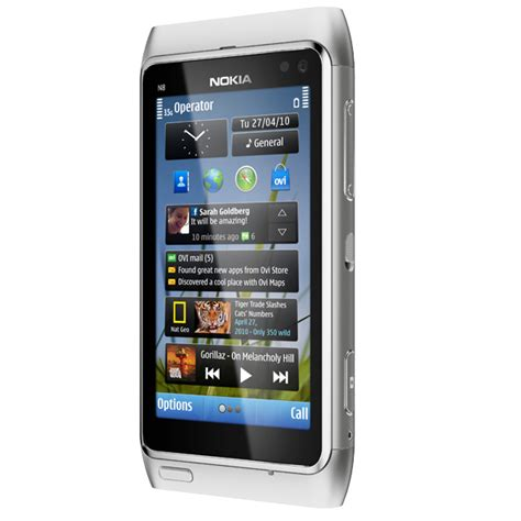 Nokia N8 Mobile Price by Nokia N8 Price Nokia N8 Price In India Features