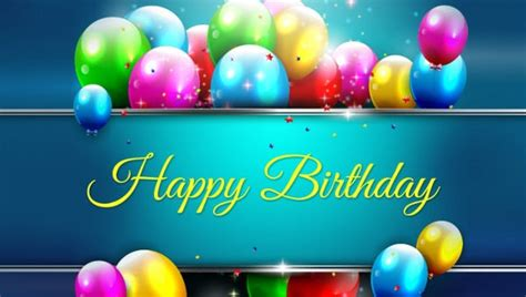 birthday backgrounds sample  format