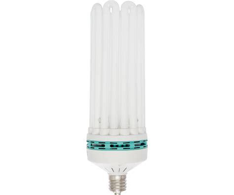 fluorescent grow light bulbs agrobrite compact fluorescent l dual spectrum 250w