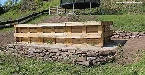 Hochbett Bauen Lassen : hochbett aus paletten hochbett aus paletten bilder das ~ Michelbontemps.com Haus und Dekorationen
