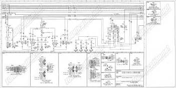 similiar 1976 ford truck starting circuit wiring diagrams keywords 1973 1979 ford truck wiring diagrams schematics fordification net