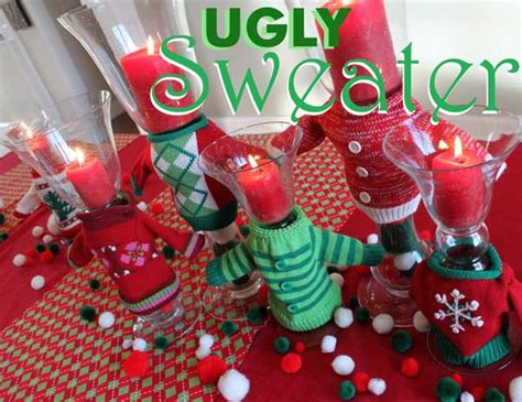 Ugly Christmas Sweater Party Ideas The Ultimate Guide. Rustic Farm Decor. Cheap Beach Decor. Colorful Wall Decor. Wall Mirrors Decor. Decorative Measuring Spoons And Cups. String Lights For Dorm Room. Nicely Decorated Bathrooms. Alabama Wall Decor