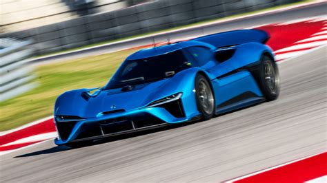 The 'World's Fastest Electric Car' Just Set Two Incredible ...