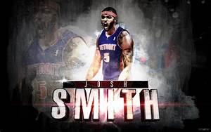 Josh Smith Pistons 1920×1200 Wallpaper | Basketball ...
