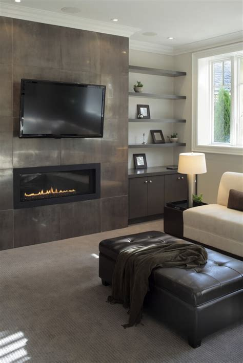 tv and fireplace 49 exuberant pictures of tv s mounted above gorgeous