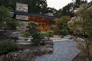 Magazine Modern Small Homes Mountain Architecture Floor