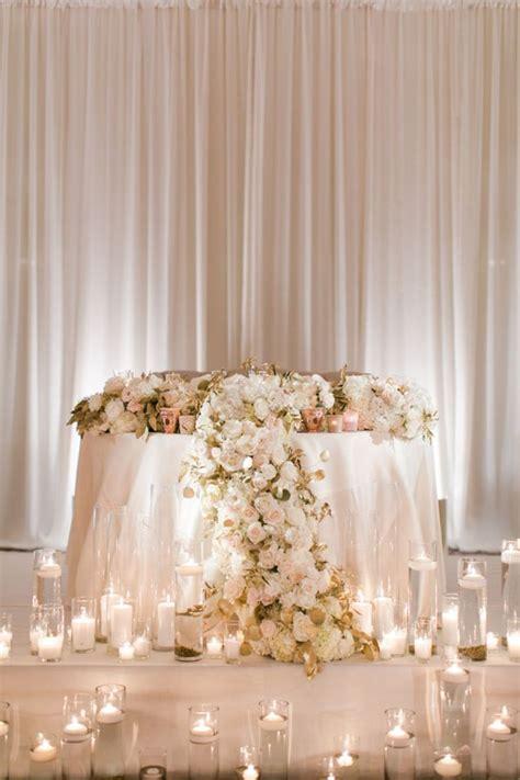 Sweetheart Table Ideas Head Table Wedding Wedding Table