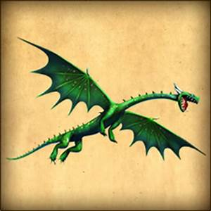 Exotic Grapple Grounder | How to Train Your Dragon Wiki ...