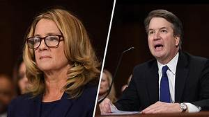Read, Watch Kavanaugh, Ford Opening Statements in Senate ...