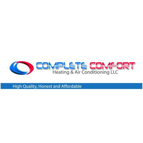 comfort heating and cooling complete comfort heating and air conditioning fishers